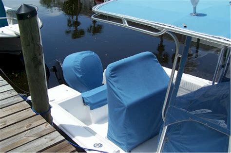 sunbrella center console boat covers better boat covers
