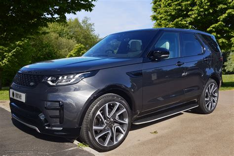2018 land rover discovery black showroom adaptive vehicle solutions ltd