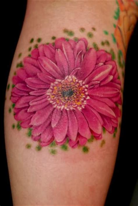 gerber daisy tattoo designs tattoos page 5
