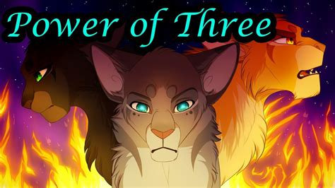 Power Of Three the power of three analyzing warrior cats