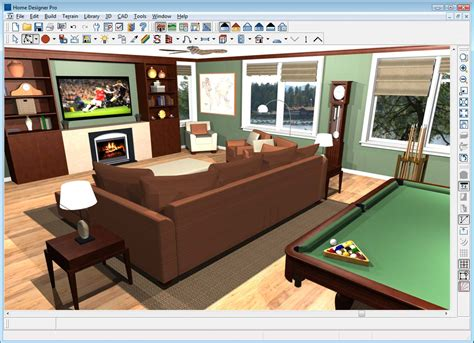 home design software free 3d home designer pro