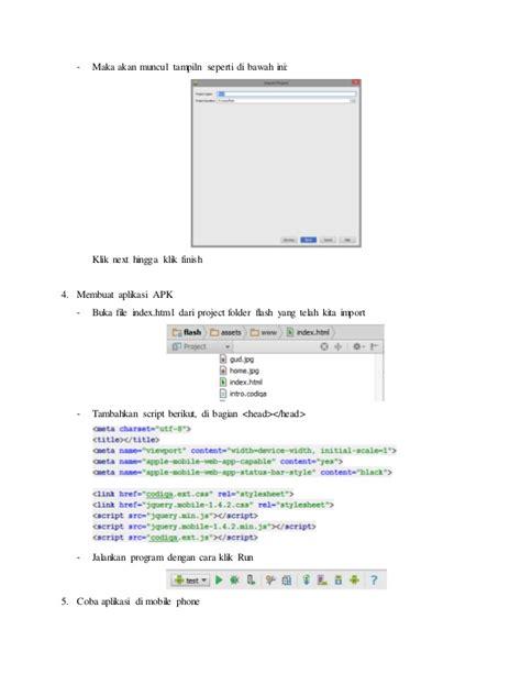ide membuat aplikasi android modul ajar membuat aplikasi mobile multiplatform