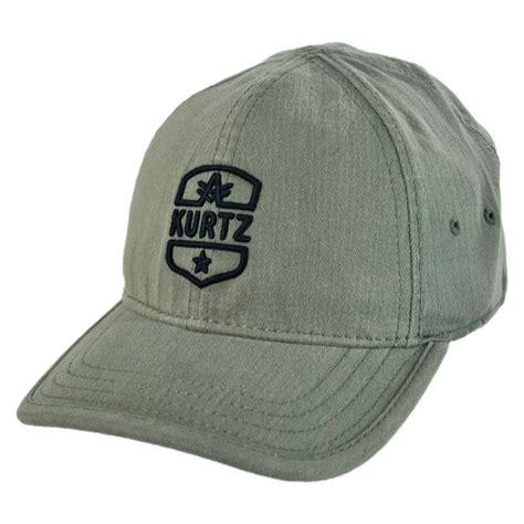 a kurtz toby ballcap all baseball caps