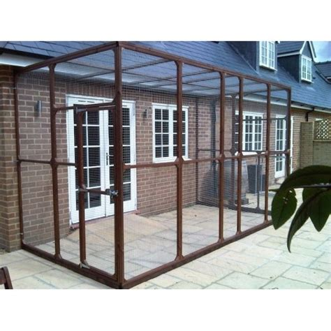 outdoor runs bespoke outdoor cat runs cat enclosures and cat pens