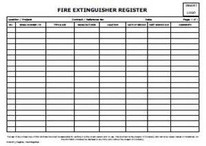 register fire extinguisher allsafety management services
