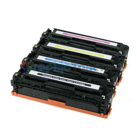 Toner Hp 128a All Colour Ce321a Ce322a Ce323a Original Limited 1 premium compatible hp ce320a ce321a ce322a ce323a 128a color laser toner cartridge set