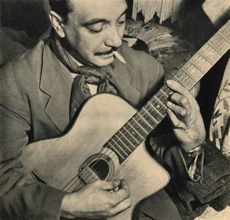 gypsy swing music django reinhardt w cigarette how cool dear django