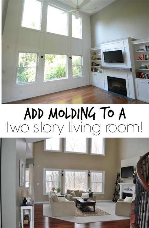 Adding Molding to a Wall ? Decor and the Dog