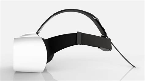 Headset Vr Fove 0 Vr Headset Gets Specs And Pre Order Date