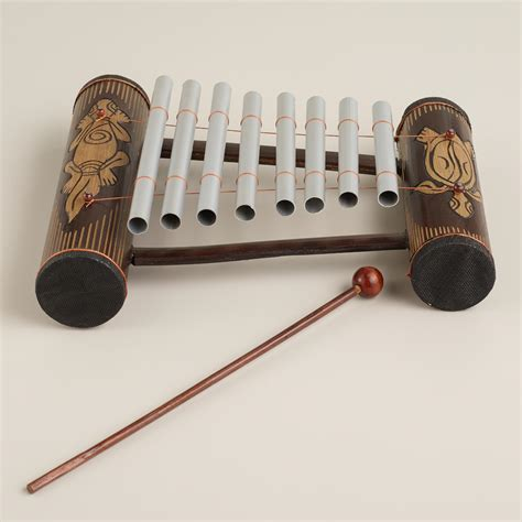 Home Decor Source by Turtle And Gecko Indonesian Gamelan Instrument World Market