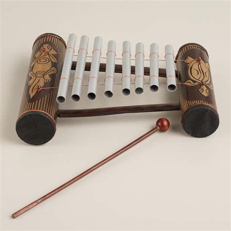 Home Decor Accessories Online Store turtle and gecko indonesian gamelan instrument world market