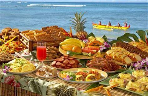 Hawaiian Food Buffet States Buffet Hawaiian Buffet Hawaii