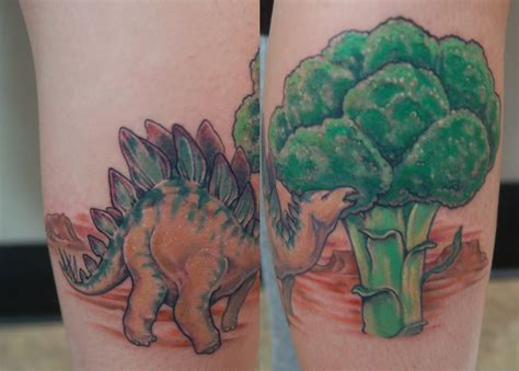 stegosaurus tattoo not found