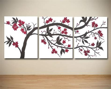 Large Triptych Wall