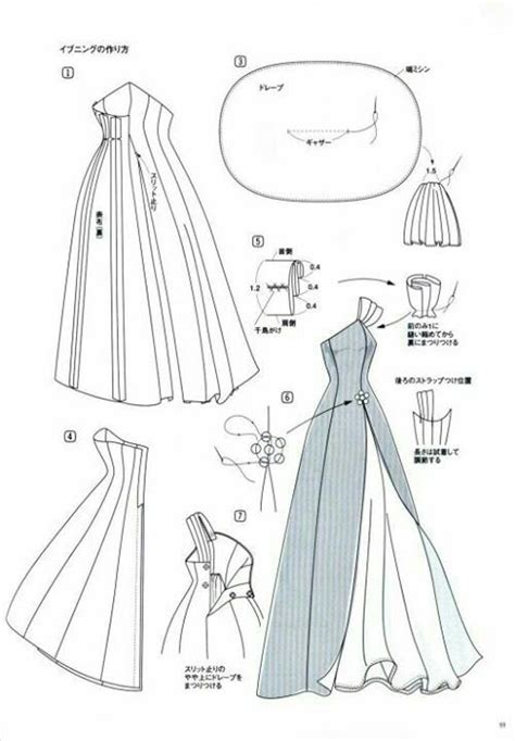 picture sewing pinterest patterns and dolls pin by amia djelout on couture pinterest patterns