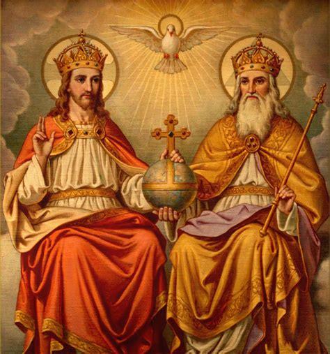 imagenes religiosas santisima trinidad sociedad religiosa san luis rey de francia solemnidad de