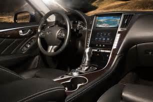 Infiniti Q50 Interior 2014 Infiniti Q50 S Interior Cockpit Photo 24