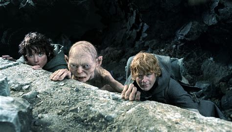 elijah wood jungle movie hobbit the battle of five armies andy serkis on