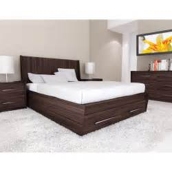 Modern Wood Platform Bed » Home Design 2017