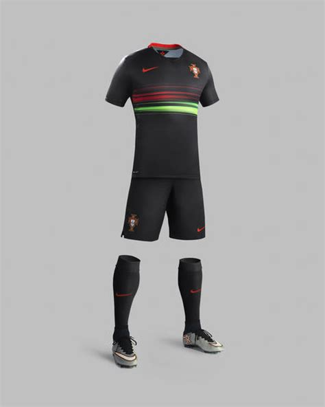 new portugal away shirt 2015 16 black portugal jersey