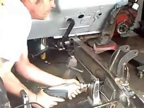 how to install a dual master cylinder in a chevy/gmc