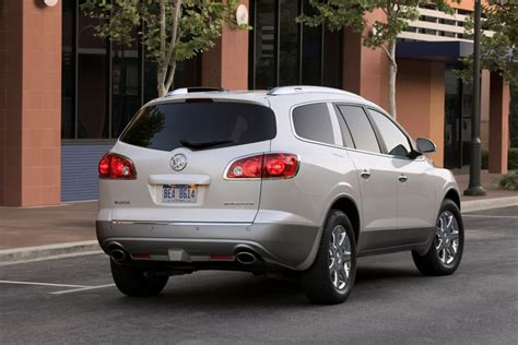 how does cars work 2011 buick enclave electronic valve 2012 buick enclave overview cars com