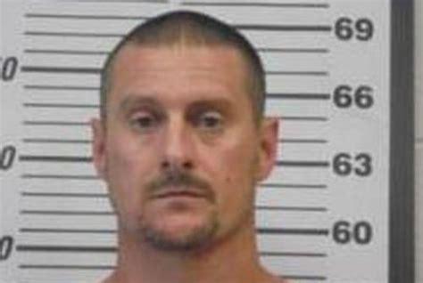 Montgomery County Nc Arrest Records Jason Warren 2017 08 09 14 45 00 Montgomery County Carolina Mugshot