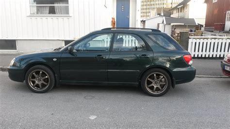 2004 Subaru Wagon by 2004 Subaru Impreza 1 6 Ts Wagon