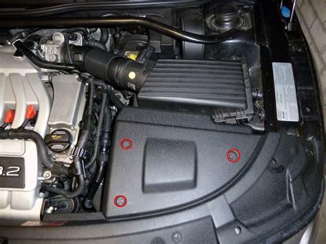 Audi Tt 8n Kupplung Wechseln by Beleuchtung Frontscheinwerfer Leuchtmittel Wechseln