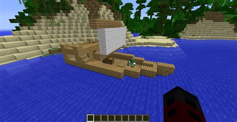 minecraft boat spawner live like a pirate with this mod 1 6 4 mods for