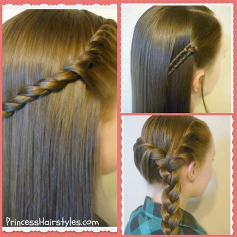 Easy Hairstyles For School For Hair by 3 And Easy Back To School Hairstyles Hairstyles