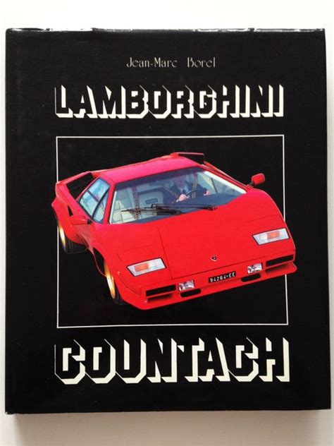 books about cars and how they work 1985 pontiac bonneville free book repair manuals book jean marc borel lamborghini countach 186 pages 1985 catawiki