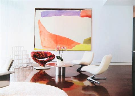 selecting abstract art  modern interiors modern art