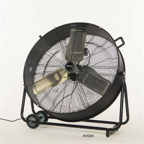 high velocity industrial fan sealey hvd30 30 quot industrial high velocity drum fan