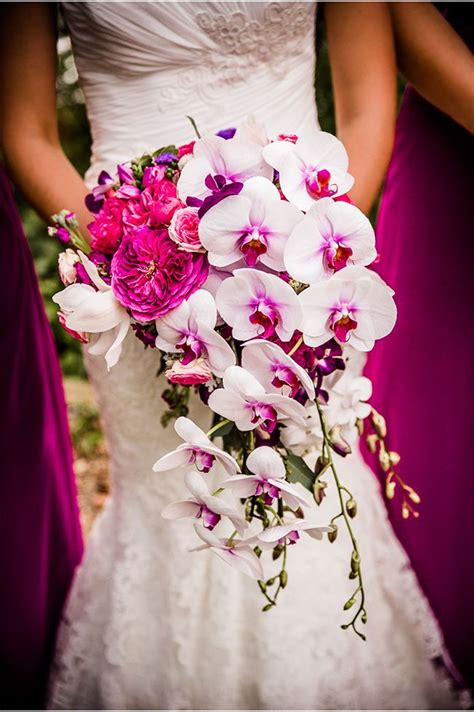orchid bouquets inspiration