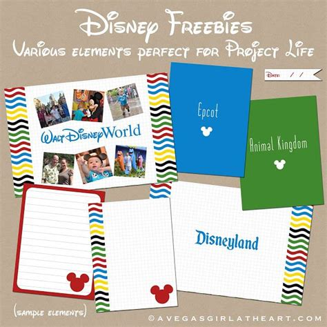 printable disney postcards free printables to use with your scrapbooking or photo
