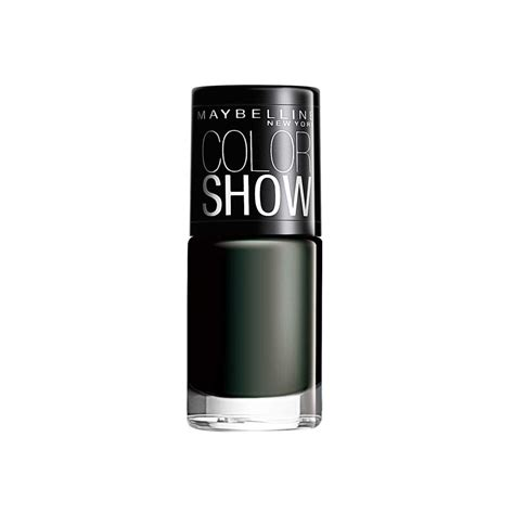 Maybelline Nail maybelline color show nail blackout 7ml 349