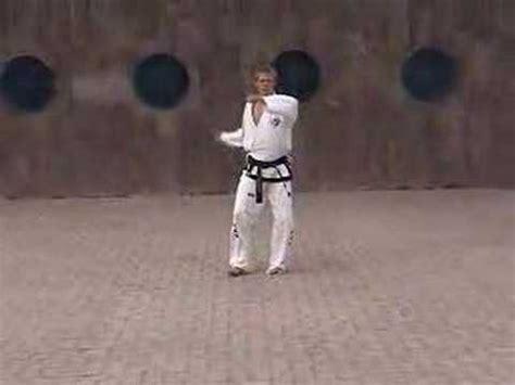 youtube taekwondo pattern 2 international taekwondo federation itf pattern ko dang