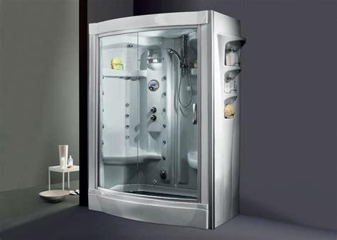 vasche docce idromassaggio vasca idromassaggio con box doccia