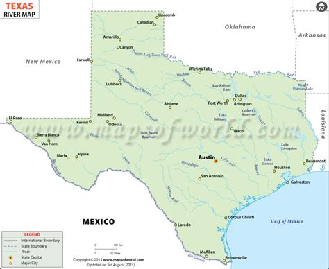 texas map rivers brazos river map