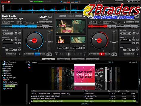virtual dj pro full version serial number crack dj virtual 7 virtualdj pro 7 crack patch key