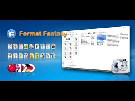 format factory ultima versione italiano descargar format factory full ultima version 2018 youtube