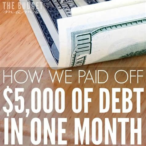 how to pay debt fast