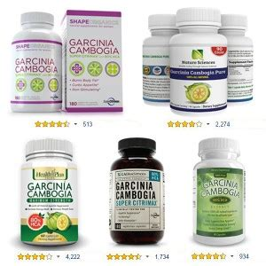 best garcinia cambogia brands 2018 top garcinia cambogia brands free trials