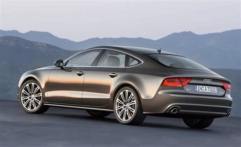 Audi A7 2011 by Car And Driver