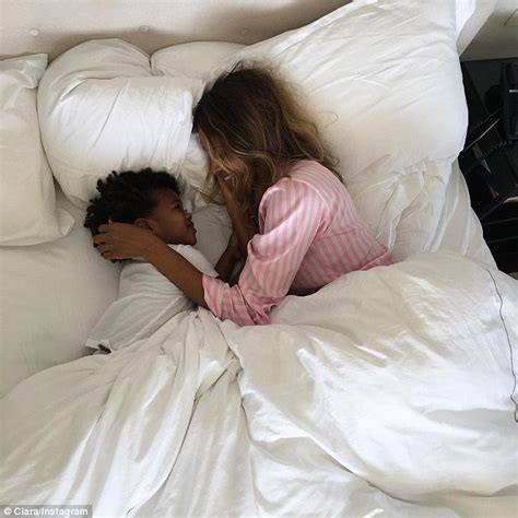 how to be great in bed for her ciara covers her tummy amid rumours she s expecting a baby with husband russell wilson