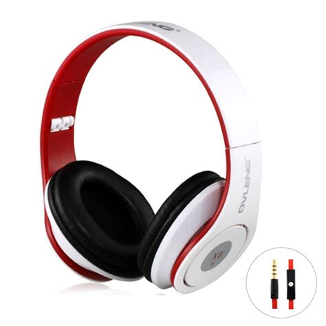 Headphone Ovleng X8 ovleng x8 earphones stereo headphone gaming headset with mic