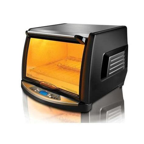 Infrared Countertop Ovens by New Larger 12 Quot Black Decker Infrawave Infrared Instant