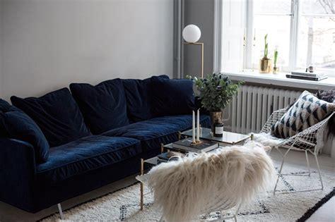 velluto per divani divani in velluto interior