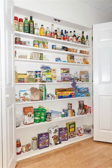 no pantry in kitchen kitchen pantry shallow spaces are best no stuff lost